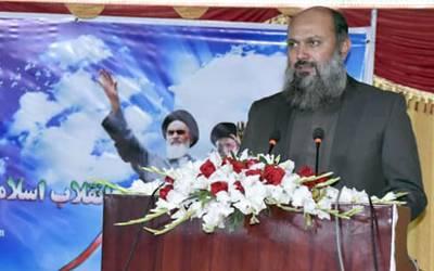 پاکستان ایران کیساتھ اچھے تعلقات کا خواہاں ہے:جام کمال
