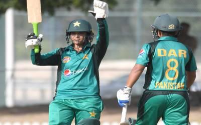 قومی ویمن کرکٹ ٹیم نے تاریخ بدل دی، پہلی بار وہ کام کردکھایا کہ پاکستانیوں کی خوشی کی انتہا نہ رہے