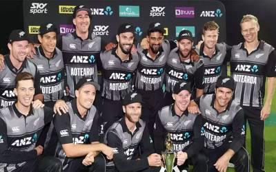نیوزی لینڈ نے تیسرے ٹی ٹوئنٹی میچ میں بھارت کو شکست دے کر سیریز اپنے نام کرلی