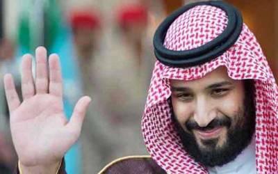 سعودی ولی عہد محمد بن سلمان کے سامان کے 5 ٹرک اسلام آباد کے ہوٹل پہنچا دیئے گئے