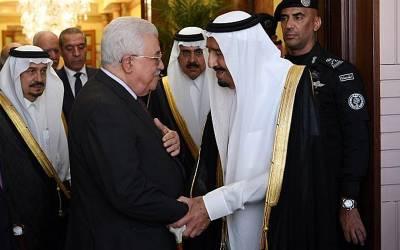 فلسطین کی آزادی، سعودی عرب فلسطینیوں کے شانہ بشانہ ہے: شاہ سلمان بن عبدالعزیز