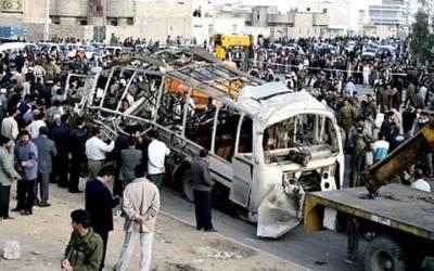 ایران میں پاسداران انقلاب کی گاڑی پر خود کش حملہ، 30 اہلکار ہلاک