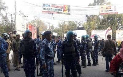 بھارت میں پاکستان زندہ باد کے نعرے ،14طلباءپر غداری کا مقدمہ