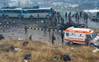 مقبوضہ کشمیر میں بھارتی فوج پر بڑا حملہ ،42فوجی ہلاک