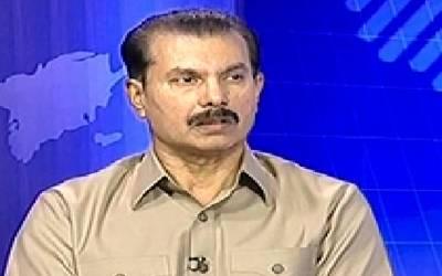 """"""" پنجاب میں یہ بات اٹھی ہوئی ہے کہ ۔۔۔"""" ایئرمارشل(ر) شاہد لطیف نے اپوزیشن کے بیانیے کی تائید کردی"""