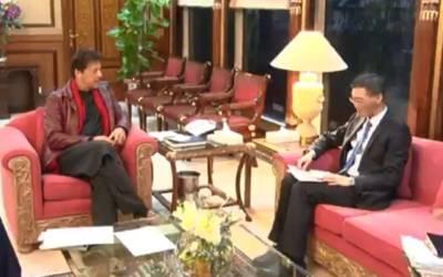 پاک چین تعلقات میں دوستی اور شراکت داری کا مضبوط رشتہ ہے، پاکستان سی پیک کو ہر وقت مکمل کرے گا :وزیر اعظم عمران خان