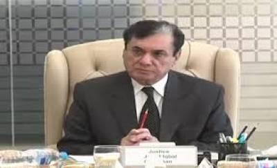 ڈاکٹر عبدالصمد کی خدمات کو قدر کی نگاہ سے دیکھتے ہیں،چیئرمین نیب کا ڈائریکٹر آرکیالوجی پشاور کی گرفتاری کا نوٹس