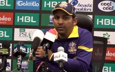 کیا عمر اکمل پاکستانی ٹیم میں واپس آئیں گے ؟ سرفراز احمد نے حیران کن جواب دیدیا