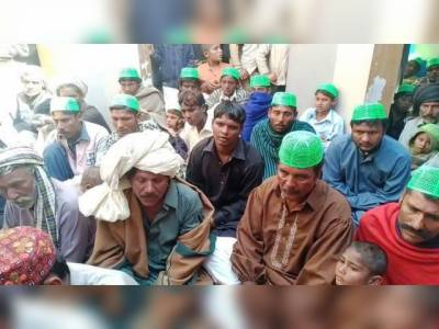 پاکستان کا وہ علاقہ جہاں ایک ہی خاندان کے 180 افراد نے اسلام قبول کرلیا