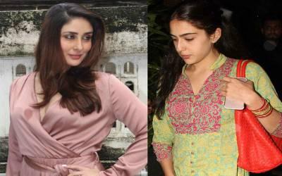 سارہ علی خان کا کس کے ساتھ افیئر چل رہا ہے؟ کرینہ کپور نے پہلی بار کھل کر بتادیا