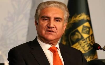 ہم نے امریکہ کے کہنے پر ابھی نندن کو نہیں چھوڑا، وزیر خارجہ شاہ محمود قریشی کھل کر بول پڑے