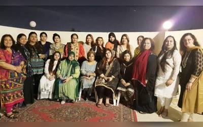 تحریک انصاف ویمن ونگ جدہ کا اجلاس، پاک افواج کی پیشہ وارانہ مہارت اور وزیراعظم کی امن کاوشوں کو سراہا گیا