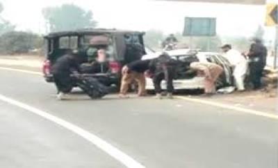 سانحہ ساہیوال کیس،جے آئی ٹی نے رپورٹ ہائیکورٹ میں جمع کرادی