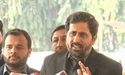 استعفیٰ طلب کیے جانے کی خبروں پر صوبائی وزیر فیاض الحسن چوہان کا موقف بھی آگیا