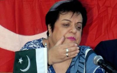 بھارتی آبدوز کا سراغ لگا کر پاکستان نے بھارتی جنگی جنون کو بے نقاب کردیا،کوئی مودی کو سمجھائے کہ خطے کا امن تباہ نہ کرے:ڈاکٹر شیریں مزاری