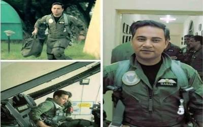 بھارتی طیارہ گرانے والے حسن صدیقی کو تو آپ نے دیکھ لیا ،اب دوسرا بھارتی طیارہ گرانے والے پاکستانی پائلٹ کی تصویر بھی منظر عام پر آگئی