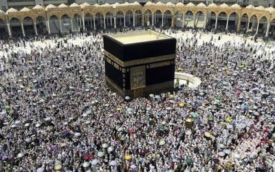 ایک لاکھ 74 ہزار 821 حج درخواستیں موصول ہوئیں،سرکاری حج سکیم کی قرعہ اندازی 11مارچ کو ہوگی:وزارت مذہبی امور