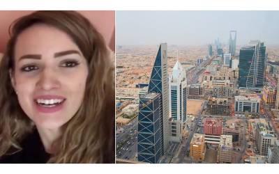 سعودی عرب میں مقیم امریکی خاتون طلاق کے بعد اُدھر ہی پھنس گئی