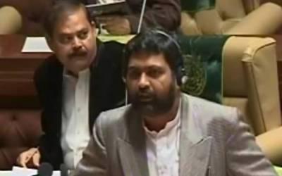 وزیراعظم عمران خان سندھ اسمبلی میں پیش آنے والی صورتحال کا نوٹس لیتے ہوئے اپنے ارکان کو سمجھائیں :سید عبد الرشید
