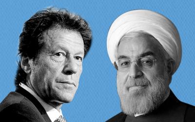 عمران خان اور حسن روحانی میں ٹیلیفونک رابطہ، پاک بھارت کشیدگی میں ایران کے کردار پر تبادلہ خیال