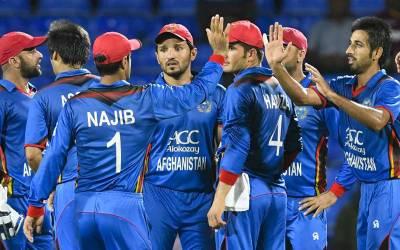 افغانستان نے کرکٹ ٹیم پاکستان بھجوانے کا گرین سگنل دیدیا