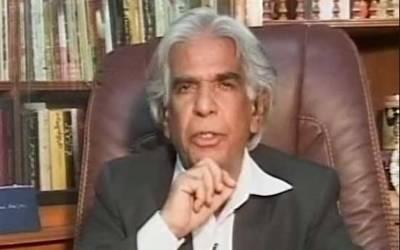 آئینی ماہر علی احمد کرد کا پارلیمنٹ میں غریبوں کیلئے ایک بھی قانون نہ بننے کا دعویٰ