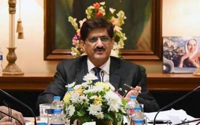 میگاایونٹ پی ایس ایل فائنل کیلئے بہترین انتظامات کئے جائیں :سید مراد علی شاہ