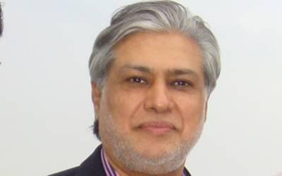 چند لوگوں نے مخصوص ایجنڈے پر مسلم لیگ ن کی حکومت کوغیر مستحکم کیا:اسحاق ڈار