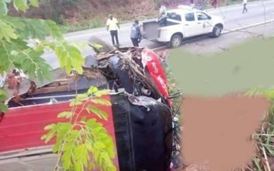 گھانا میں تیز رفتار مسافر بسوں کے درمیان ہولناک تصادم، 70 افراد ہلاک، متعدد زخمی