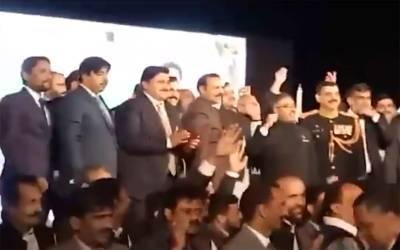 بھارت میں یوم پاکستان کی شاندار تقریب، ڈی جی آئی ایس پی آر نے ویڈیو شیئر کردی