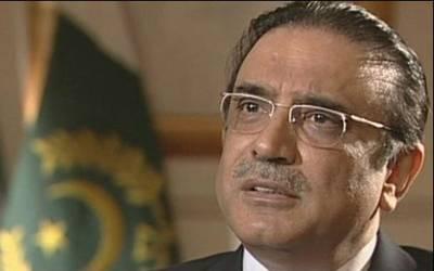 پارک لین کیس ، آصف علی زرداری نے نیب کے سوالنامے کا جواب تیار کر لیا