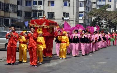 چینی باشندوں کی شادیاں، ایک ابھرتا سماجی مسئلہ