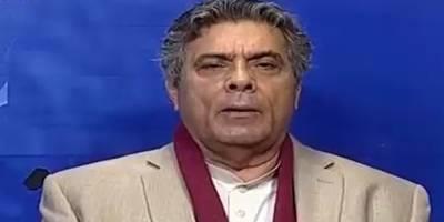 حفیظ اللہ نیازی نے ن لیگ پر پیپلز پارٹی کو دھوکادینے کا الزام لگا دیا
