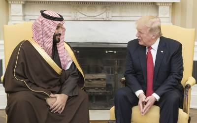 سعودی عرب نے امریکہ کو بڑی دھمکی دے دی