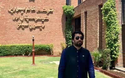 ڈپٹی سپیکر قاسم خان سوری کا شوکت خانم میموریل کینسر ہسپتال کا دورہ ،کوئٹہ میں ہسپتال کی تعمیر پر تفصیلی تبادلہ خیال