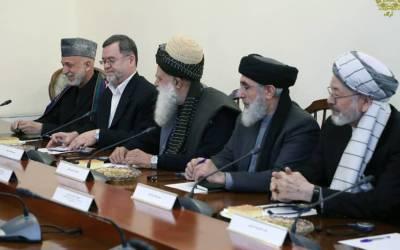 افغان حکومت نے طالبان سے مذاکرات کے لیے 22 رکنی ٹیم تشکیل دے دی