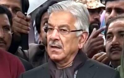 حنیف عباسی کی رہائی، خواجہ آصف بھی میدان میں آ گئے