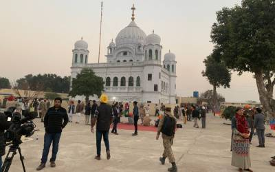 بیساکھی میلے میں شرکت کے لیے ملک بھر سے یاتریوں کی آمد کا سلسلہ شروع،بھارت سے 22 سو کے قریب سکھ یاتریوں کی آمد متوقع