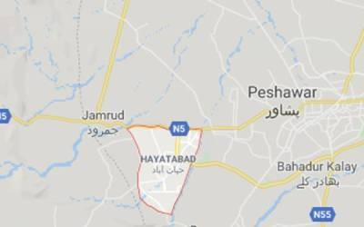 پشاور کے علاقے حیات آباد میں دہشتگردوں کیخلاف آپریشن مکمل،5 دہشتگرد ہلاک