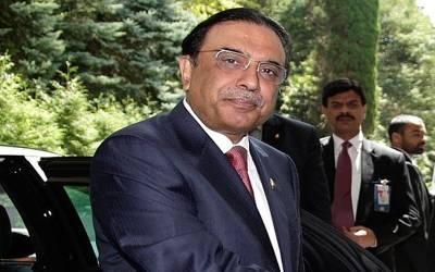 آصف زرداری نے پارک لین کی ملکیت سے متعلق سندھ ہائیکورٹ سے رجوع کرلیا