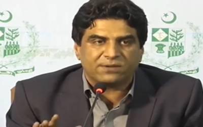 پاکستان میں صرف دوخاندانوں نے ترقی کی ہے :علی نواز اعوان کادعویٰ