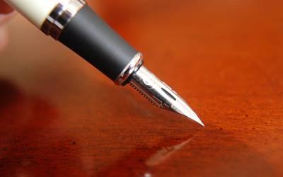 خود شناسی اور قلم کی طاقت