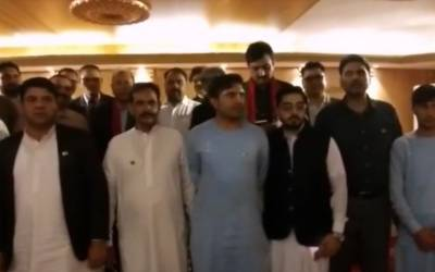 جدہ مقامی ریسٹورنٹ میں پاکستان تحریک انصاف مڈل ایسٹ کے زیر انتظام ایک پروقار عشایئہ کا اہتمام