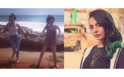 پاکستانی اداکارہ مہر بانو کی ڈانس کرتی ویڈیو نے سوشل میڈیا پر ہنگامہ برپاکردیا