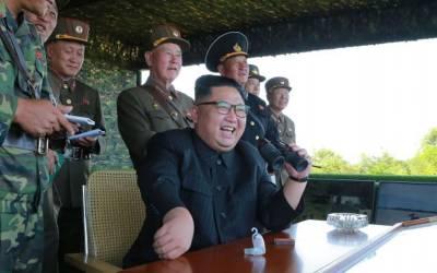 شمالی کوریا کا مختصر فاصلے پر مار کرنے والے ایٹمی میزائلوں کا تجربہ