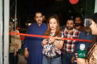 ڈی ایچ اے فیز 3 وائے بلاک میں مشہور زمانہ ''آئس رول'' کی نئی برانچ کا افتتاح