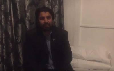 قومی اسمبلی کے ڈپٹی سپیکر لندن میں فائیو سٹار ہوٹل کی بجائے کس چھوٹے سے کمرے میں ٹھہرے ہوئے ہیں؟