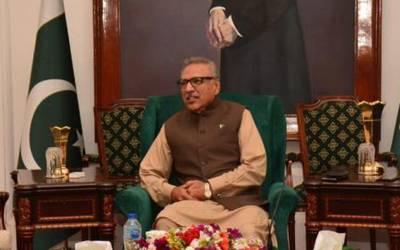 خورشید شاہ اور نوید قمر کی صدر عارف علوی سے ملاقات، اہم امور پر گفتگو