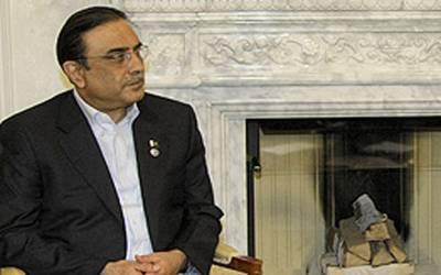 جعلی ٹھیکوں کاکیس ،آصف زرداری آج نیب راولپنڈی میں پیش ہوں گے