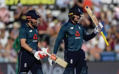 پاکستان اور انگلینڈ کے درمیان تیسرے میچ کا فیصلہ آگیا